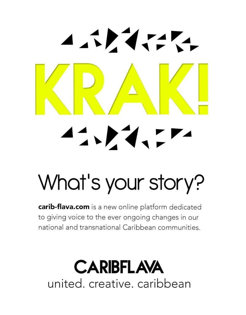 Krak! What's your story?